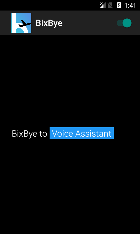 BixBye - A Superfast Bixby button remapper!- screenshot