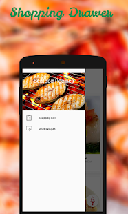 Seafood Recipes- screenshot thumbnail