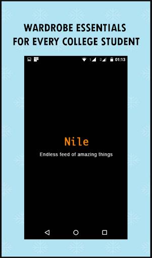 Nile: Student Fashion Shopping