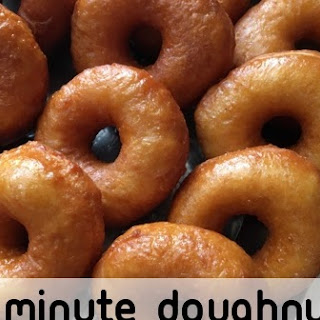 20 Minute Donuts - No Yeast