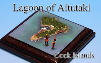 Lagoon of Aitutaki -Cook Islands-