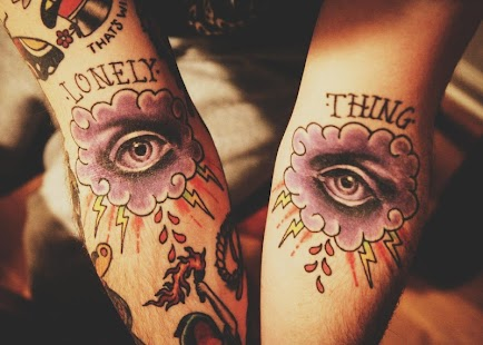 Ghost Tattoo-sleeve tattoos,Dragon Tattoo - náhled