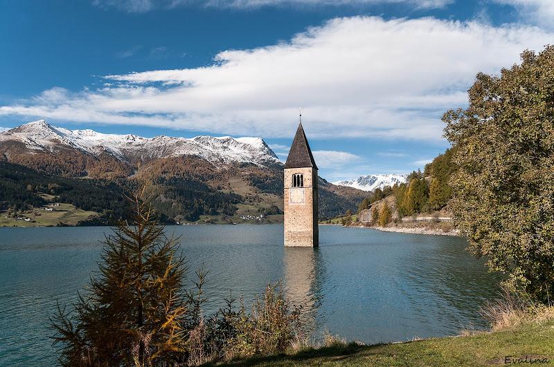 Photo: Reschenpass  Aus dem Archiv  #photomaniaschweiz +Photo Mania Schweiz+Günter Schurr #mountainphotos +Mountain Photos+Baki Karacay #nikonshooters  #italy