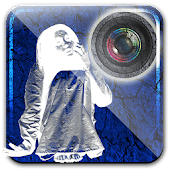 Camera Ghost Prank