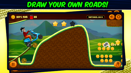 Foto do Road Draw 2: Moto Race