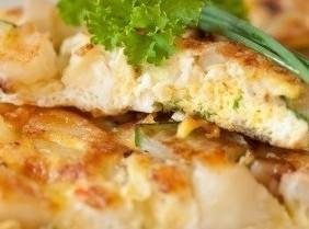 Two-potato And Onion Frittata Recipe