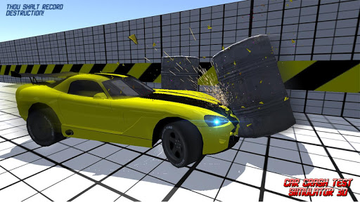 Car Crash Test Simulator 3d Game Apk Free Download For Android Pc