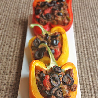 Paleo Stuffed Peppers
