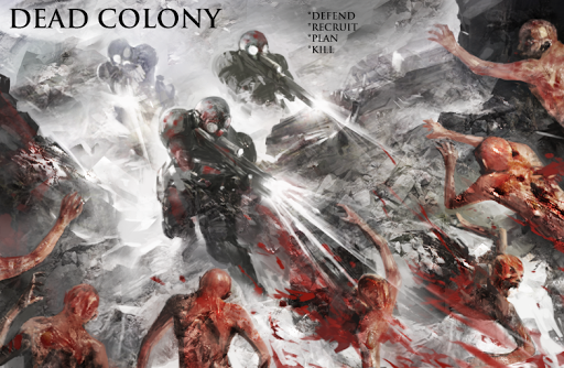 DEAD COLONY: test version