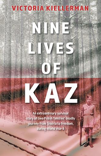 Nine Lives of Kaz cover