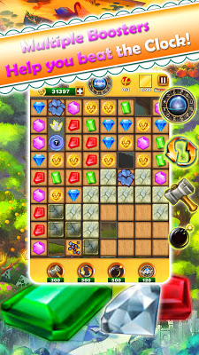 Jewel Blast Mania - Match Game - screenshot