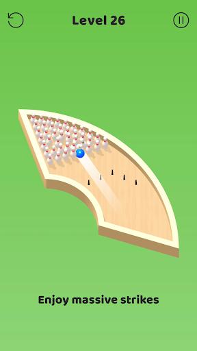 Télécharger Gratuit Mini Bowling mod apk screenshots 4