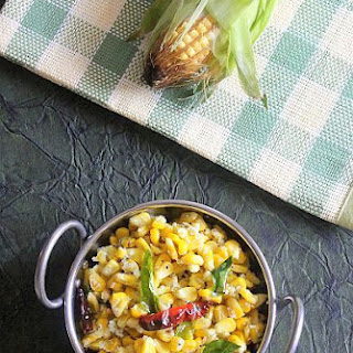 Sweet Corn Stir Fry Recipes