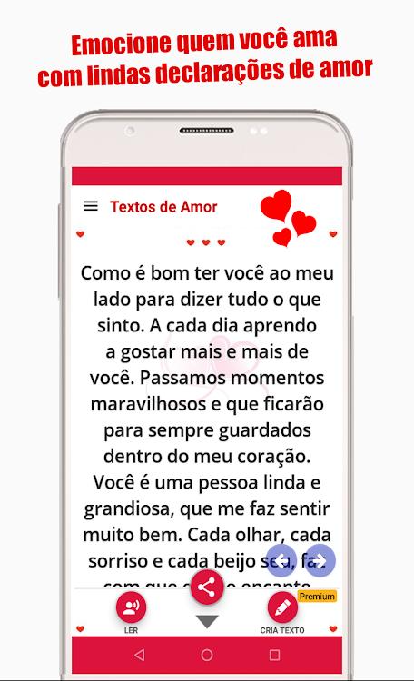 Textos De Amor Lindas Frases Mensagens E Vídeos