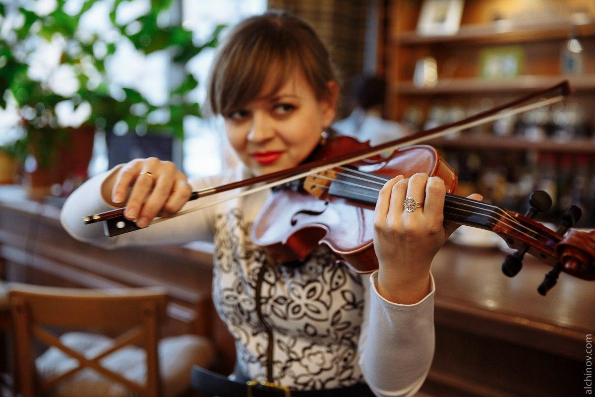 Дарья Хрипкова в Тюмени