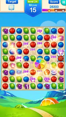 Fruit Mania screenshot