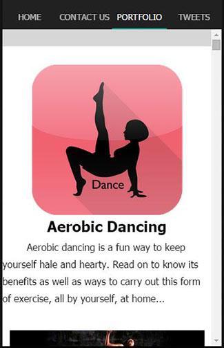 無料健康Appのエアロビックダンスワークアウトガイド|記事Game