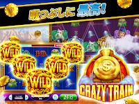 screenshot of Slotomania 日本語版 ~ スロットアプリ無料 ・  オンラインカジノ ・  暇つぶし