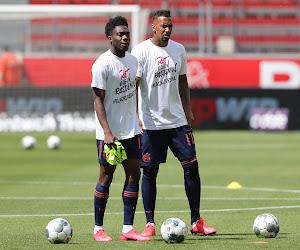 📷 Le Bayern se mobilise contre le racisme