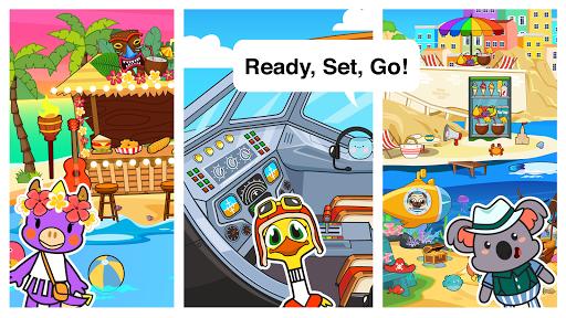 Télécharger Gratuit Main Street Pets Big Vacation - Big Pets Holiday! apk mod screenshots 6