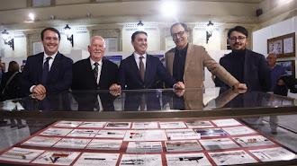Inauguración de la muestra esta tarde en Diputación.