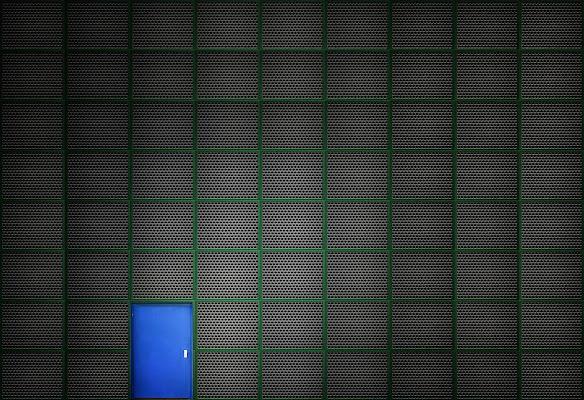 La porta Blu di Alexx70