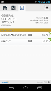 Forcht Bank Mobile Business- screenshot thumbnail