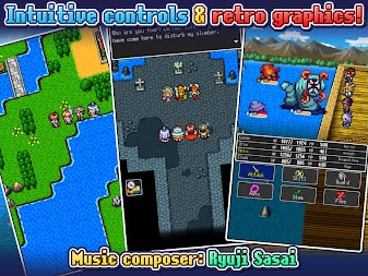 [Premium] RPG Dragon Lapis APK screenshot thumbnail 18