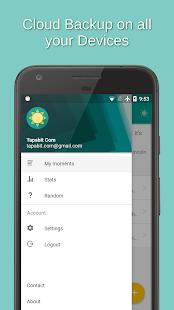 Zest - Best Gratitude Journal for Android - náhled