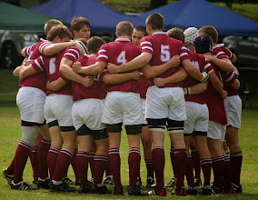 Photo: 2nd Rugby Team