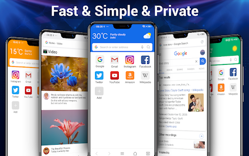 Web Browser & Explorer Apk  Download For Android 1