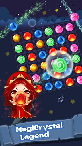 魔法水晶傳說 - 最驚奇刺激的魔法水晶爆破消除遊戲