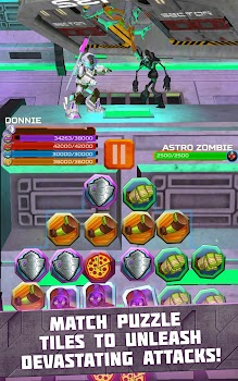 TMNT: Battle Match- screenshot