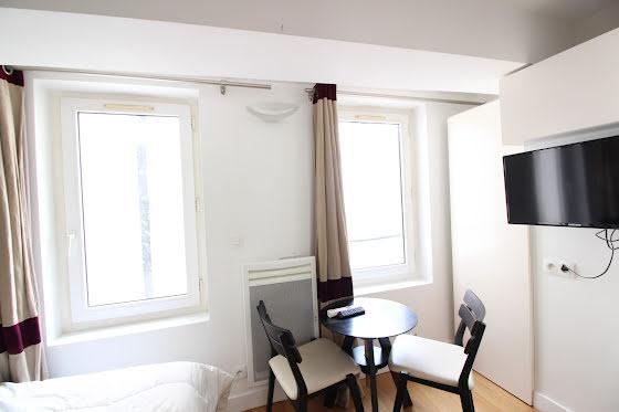 Location appartement meublé 15 m2