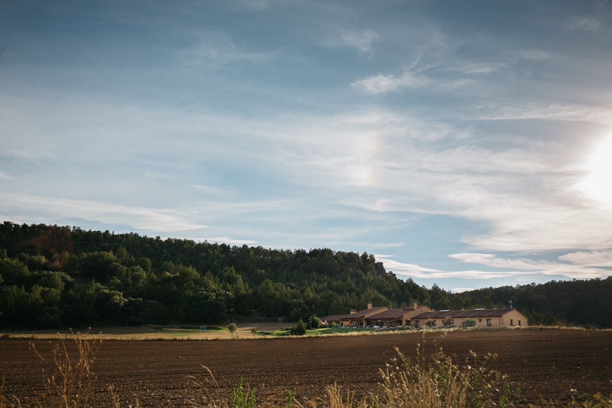 Boda en Segovia