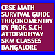 CBSE Math Survival Guide :SKM classes Bangalore for PC-Windows 7,8,10 and Mac