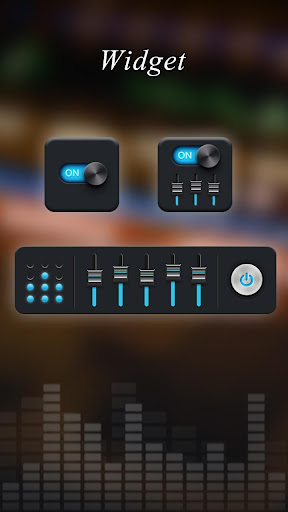 Equalizer - Bass Booster & Volume Booster 1.2.4 screenshots 6