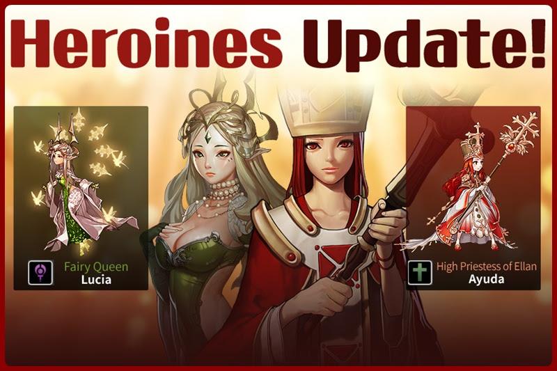 [Chaos Chronicle] อัพเดท Spring Festival …พร้อมเพิ่มตัวละครใหม่!
