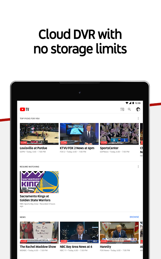 youtube tv   watch amp record live tv   android apps on