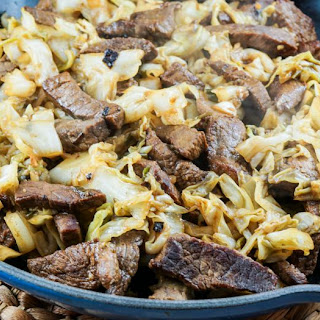 Beef Steak And Cabbage Recipes.