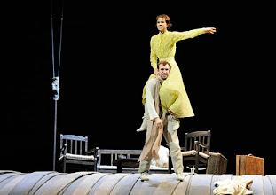 Photo: WIEN/ Burgtheater: WASSA SCHELESNOWA von Maxim Gorki. Premiere22.10.2015. Inszenierung: Andreas Kriegenburg. Timo Hillebrand, Andrea Wenzl, Copyright: Barbara Zeininger