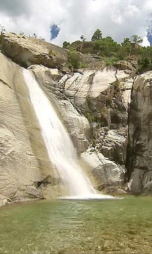 美丽的湖泊和瀑布 Měilì de húbó hé pùbù 玩個人化App免費 玩APPs