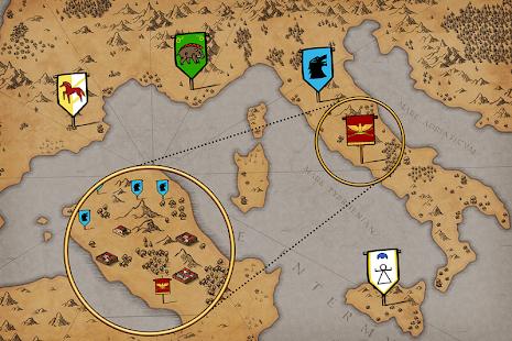 Grow Empire: Rome - náhled