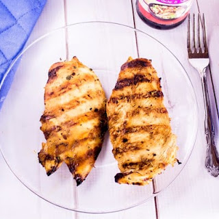 Grilled Teriyaki Pineapple Chicken