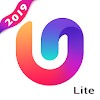 U Launcher Lite-3D Launcher, Hide apps,Free themes APK Icon