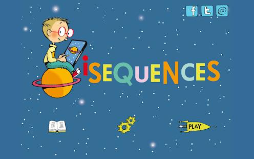 iSEQUENCES Screenshot