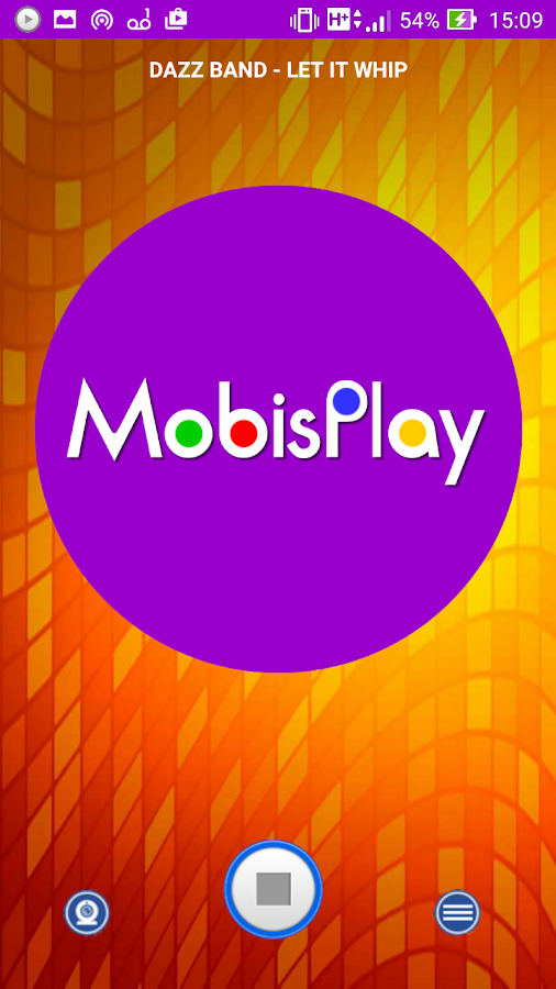 MobisPlay Rádio & Vídeo- screenshot
