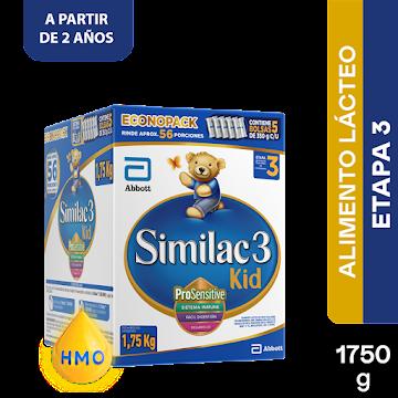 Fórmula Infantil Similac 3