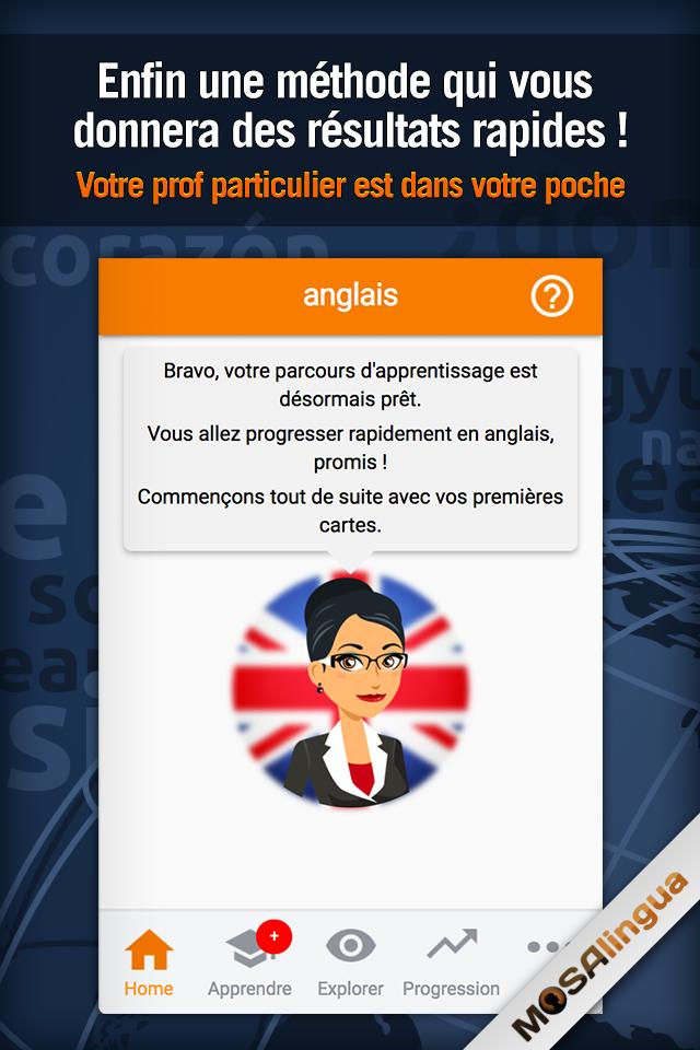 Apprendre l'Anglais Business Screenshot 0