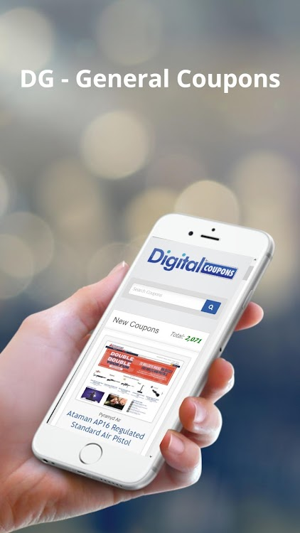 Dg Digital Coupons Free Coupon And Discount Android Apps Appagg